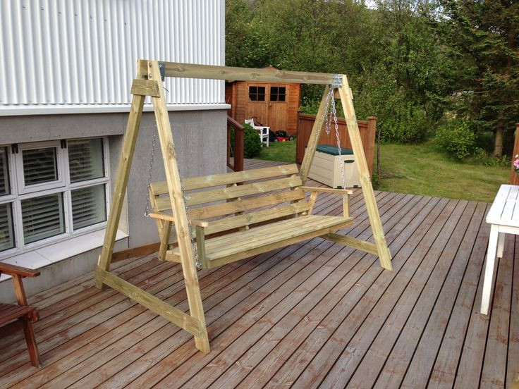 DIY Porch Swing Plans  Porch Swing Stand Diy PDF Woodworking