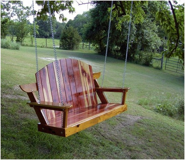 DIY Porch Swing Plans  Amazing Free DIY Porch Swings Plans and Ideas To Soothe