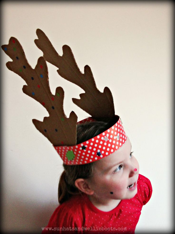 DIY Reindeer Costumes  91 best images about Diy on Pinterest