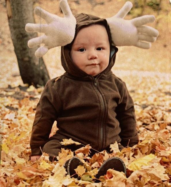 DIY Reindeer Costumes  How to Make a Reindeer Costume 7 steps eHowto