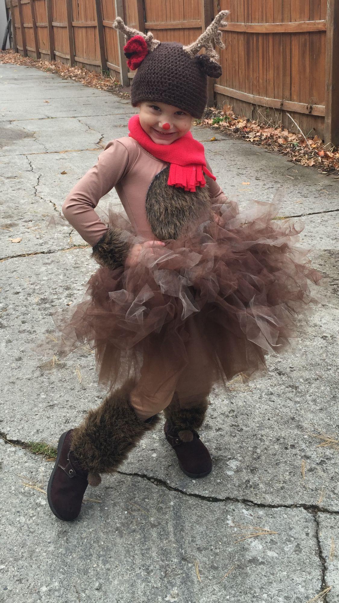 DIY Reindeer Costumes  Reindeer costume