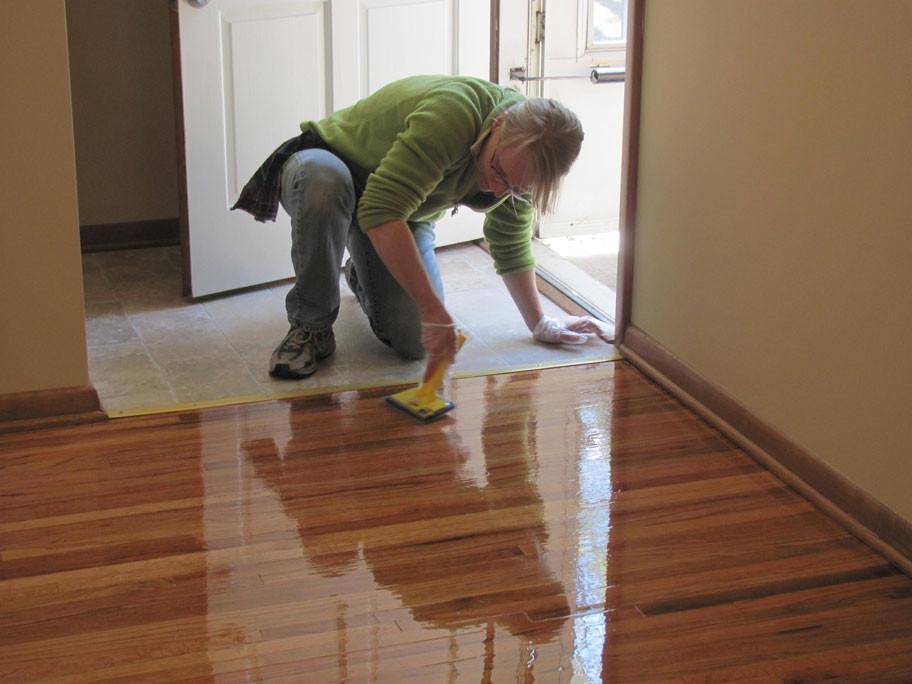 DIY Sanding Hardwood Floors  DIY Restoring and Installing Hardwood Floors
