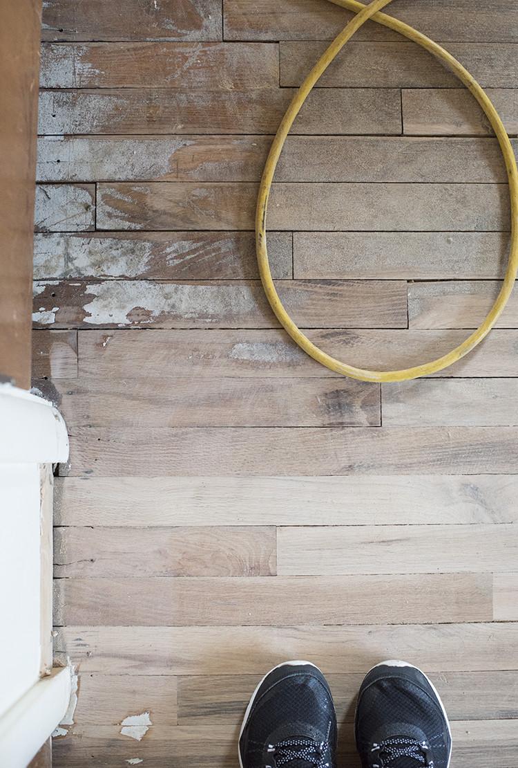 DIY Sanding Hardwood Floors  How to Refinish Hardwood Floors Like a Pro Room for Tuesday