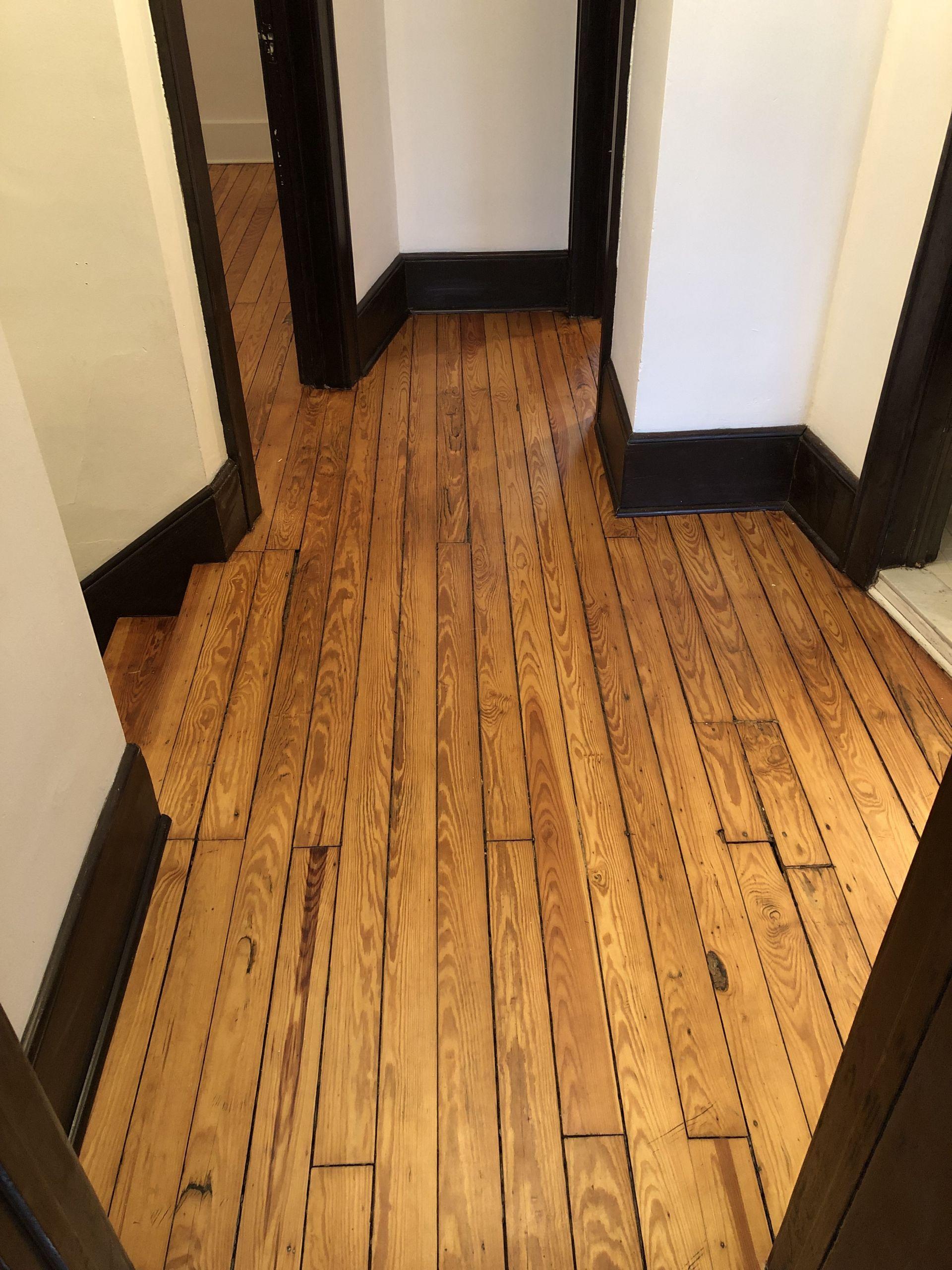 DIY Sanding Hardwood Floors  HOW TO REFINISH HARDWOOD FLOORS Step by Step Do It