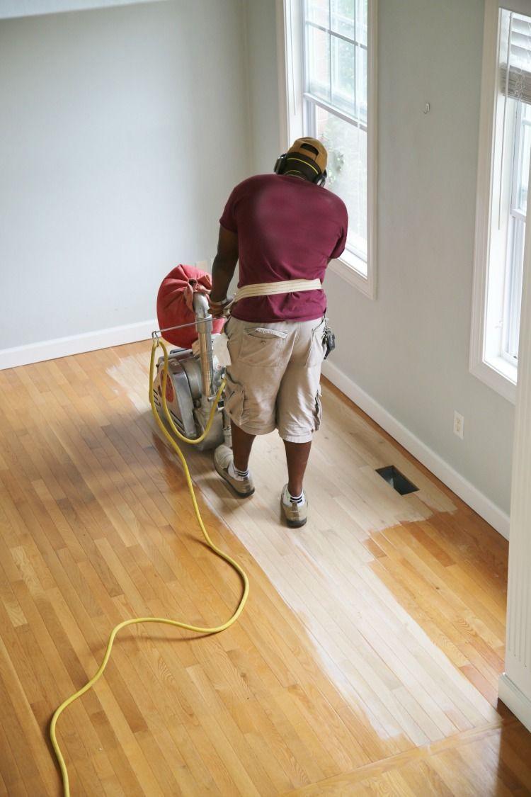 DIY Sanding Hardwood Floors  Insight and Tips for Refinishing Hardwood Floors