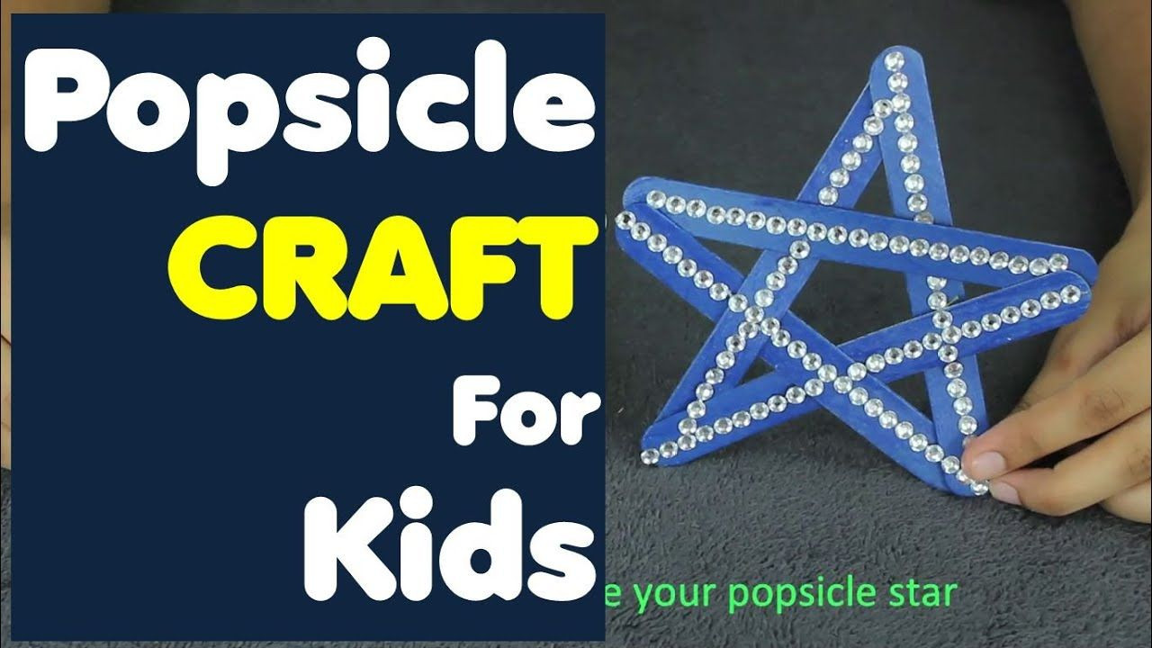 DIY Science Projects For Adults  10 Popsicle Stick Craft Activities For Kids and Adults