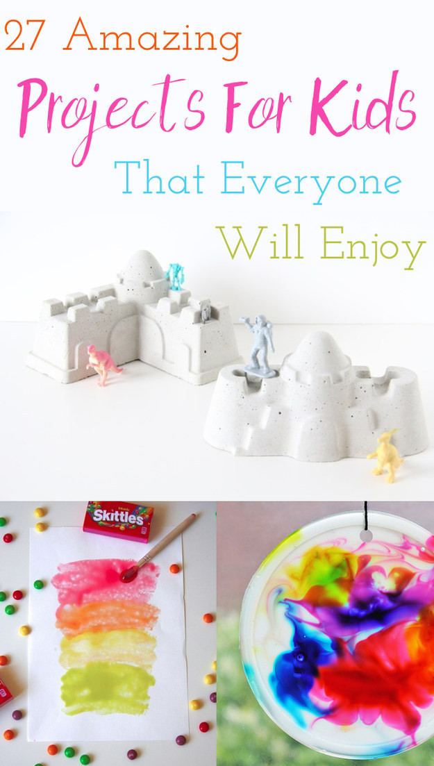 DIY Science Projects For Adults  27 Ridiculously Cool Projects For Kids That Adults Will
