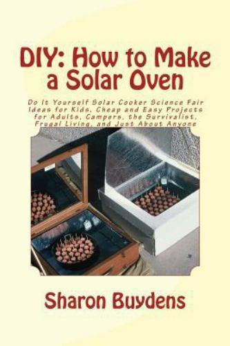 DIY Science Projects For Adults  DIY How to Make a Solar Oven Do It Yourself Solar