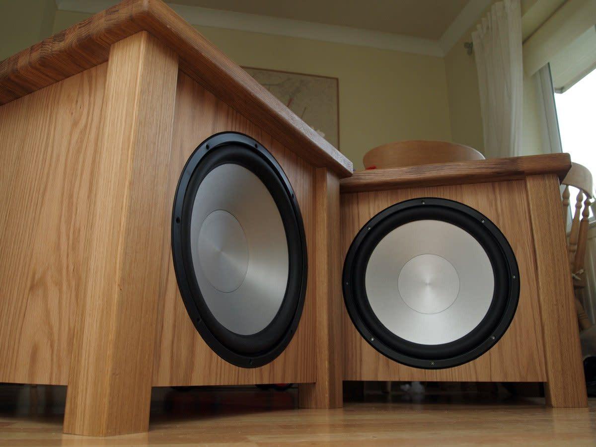 DIY Speaker Box  How to Design & Build Your Own DIY Subwoofer