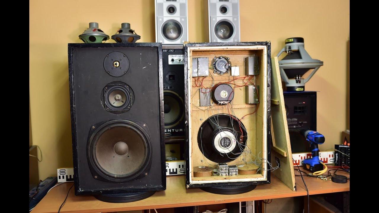 DIY Speaker Box  DIY speaker boxes Big CROSSOVER Coil Loudspeakers