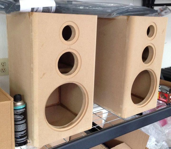 DIY Speaker Box  How to Build an Audio Speaker Box DIY Guide