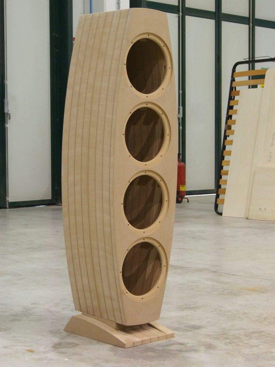 DIY Speaker Box  EMMESpeakers The Galileo