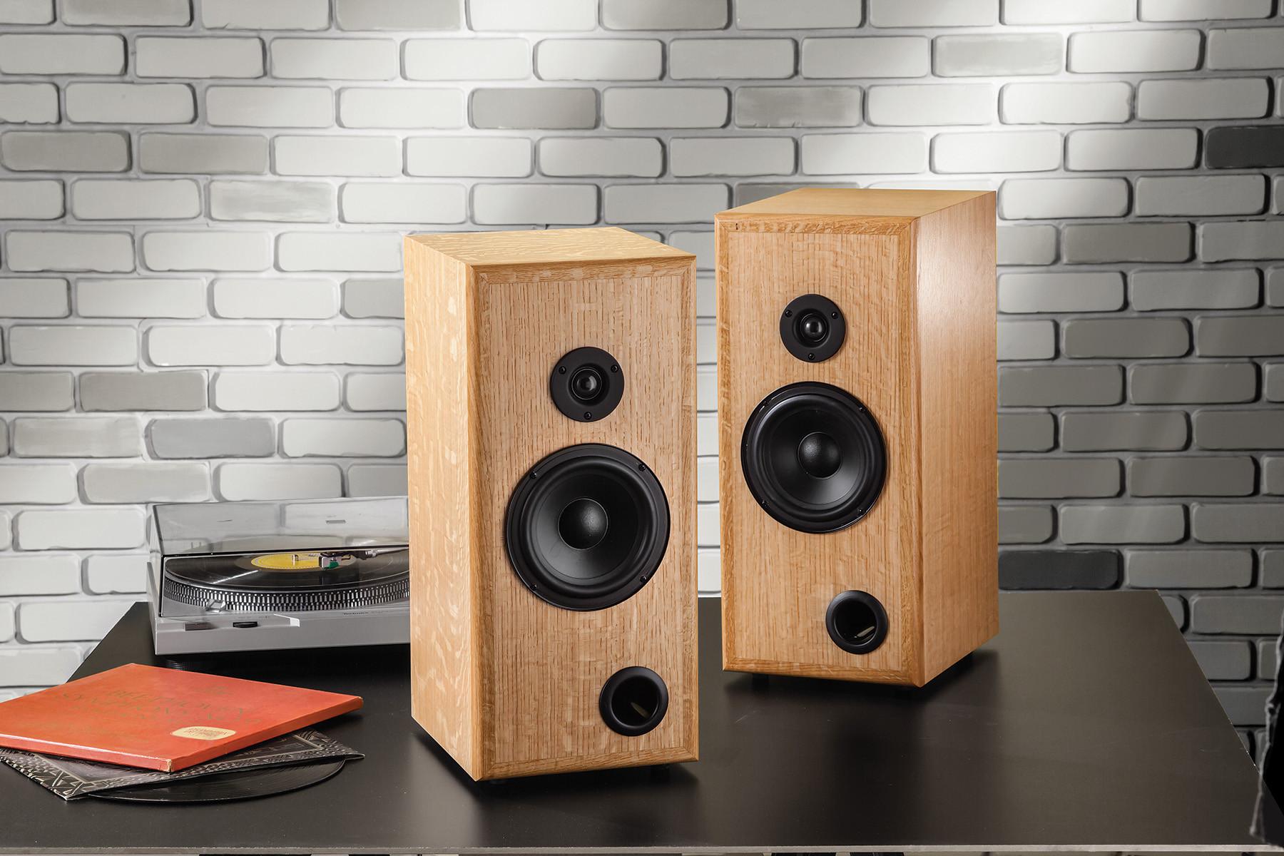 DIY Speaker Box  Rockler Introduces DIY Bookshelf Speaker Kits Users