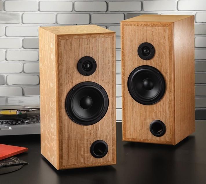 DIY Speaker Box  The New Rockler DIY Speaker Kit – Banish The Plywood