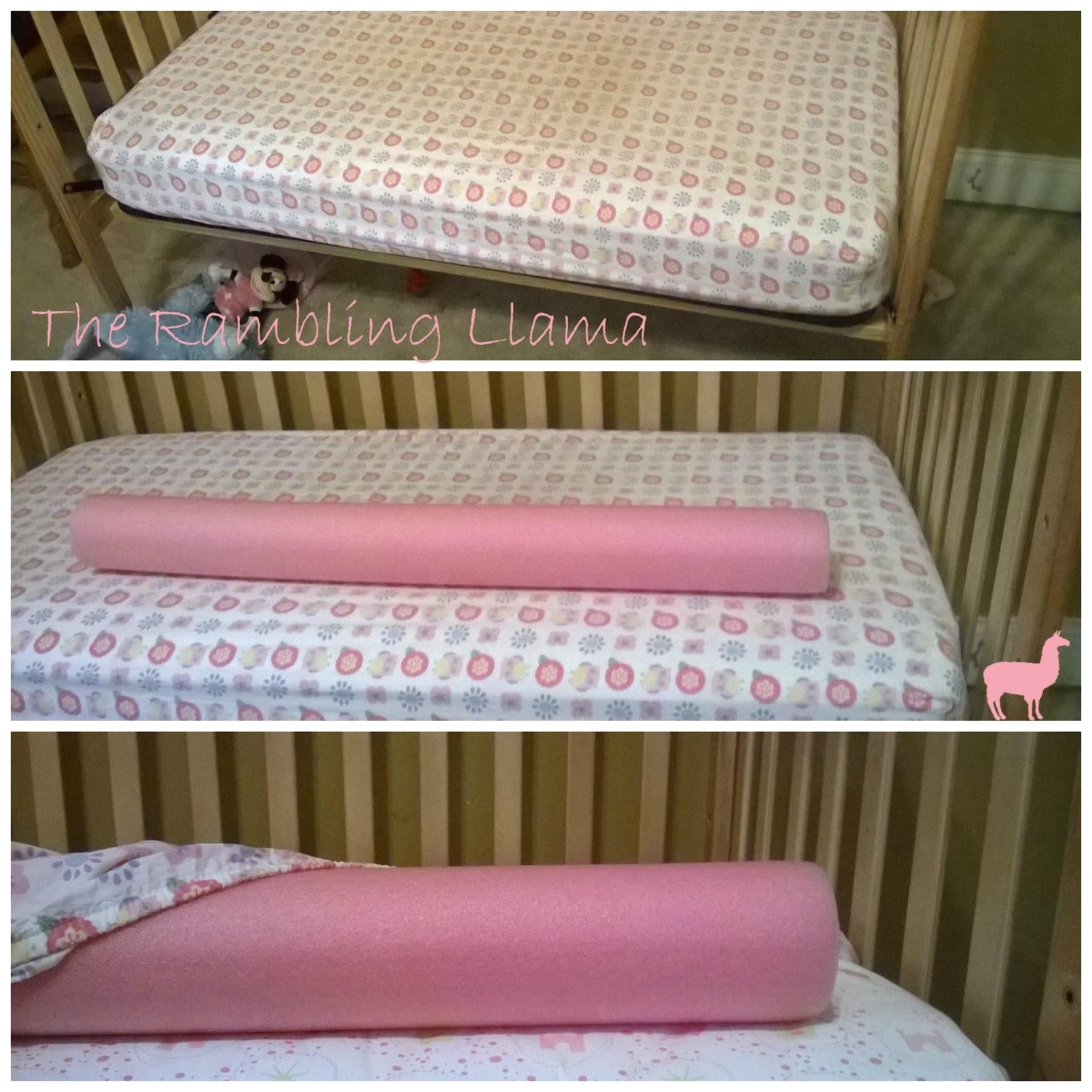 DIY Toddler Bed Rails  The Rambling Llama DIY Bed Rail