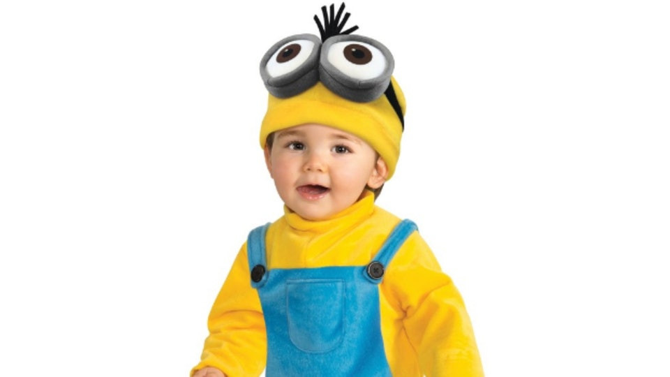 DIY Toddler Minion Costume  6 Minions Costumes For Babies To Buy DIY