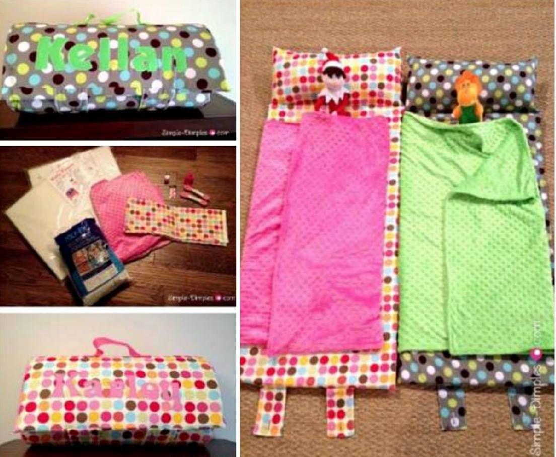 DIY Toddler Nap Mat  Nap Mat Pattern Very Easy DIY Video Instructions