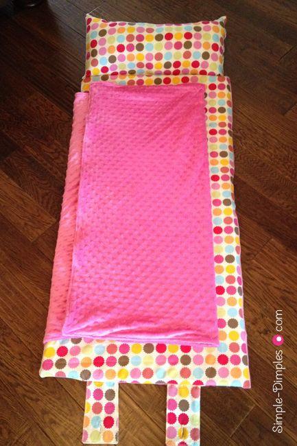 DIY Toddler Nap Mat  Dimplicity Crafty Blog Nap Mat with Applique Name