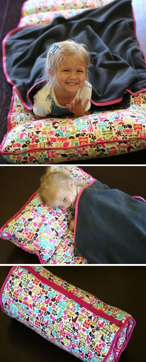 DIY Toddler Nap Mat  I love this DIY Nap Mat for the kids Such a cute and