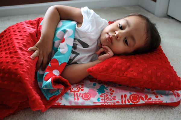 DIY Toddler Nap Mat  Nap Mat Tutorial