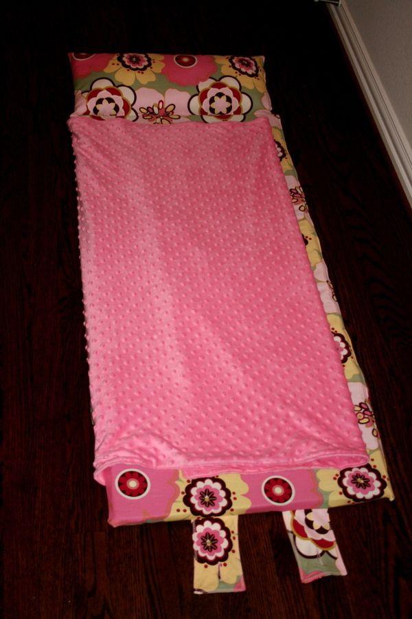DIY Toddler Nap Mat  Not Your Everyday Nap Mat Tutorial