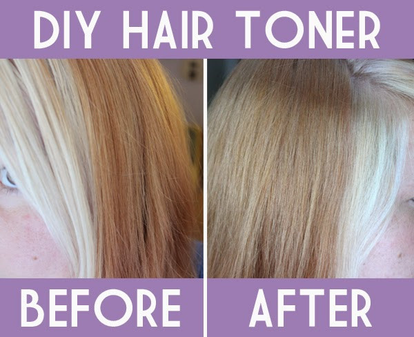 DIY Toner Hair  DIY Hair Toner Adventures