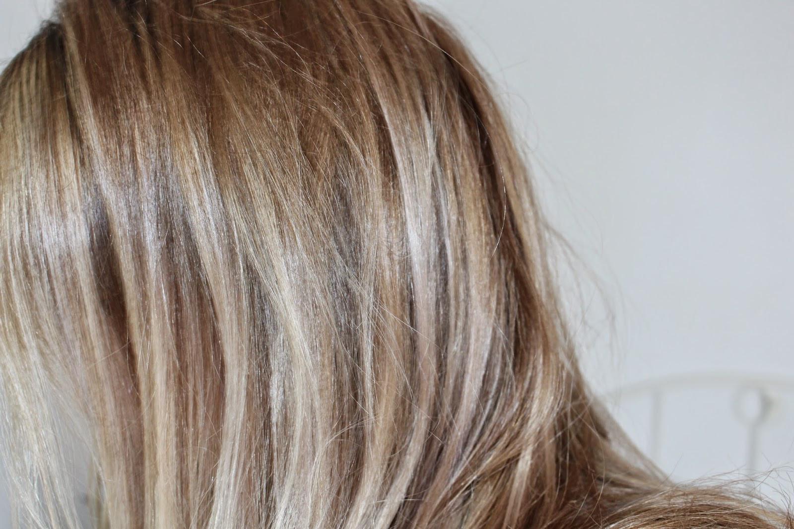 DIY Toner Hair  My Beauty Box DIY Hair Toner for Blonde Hair