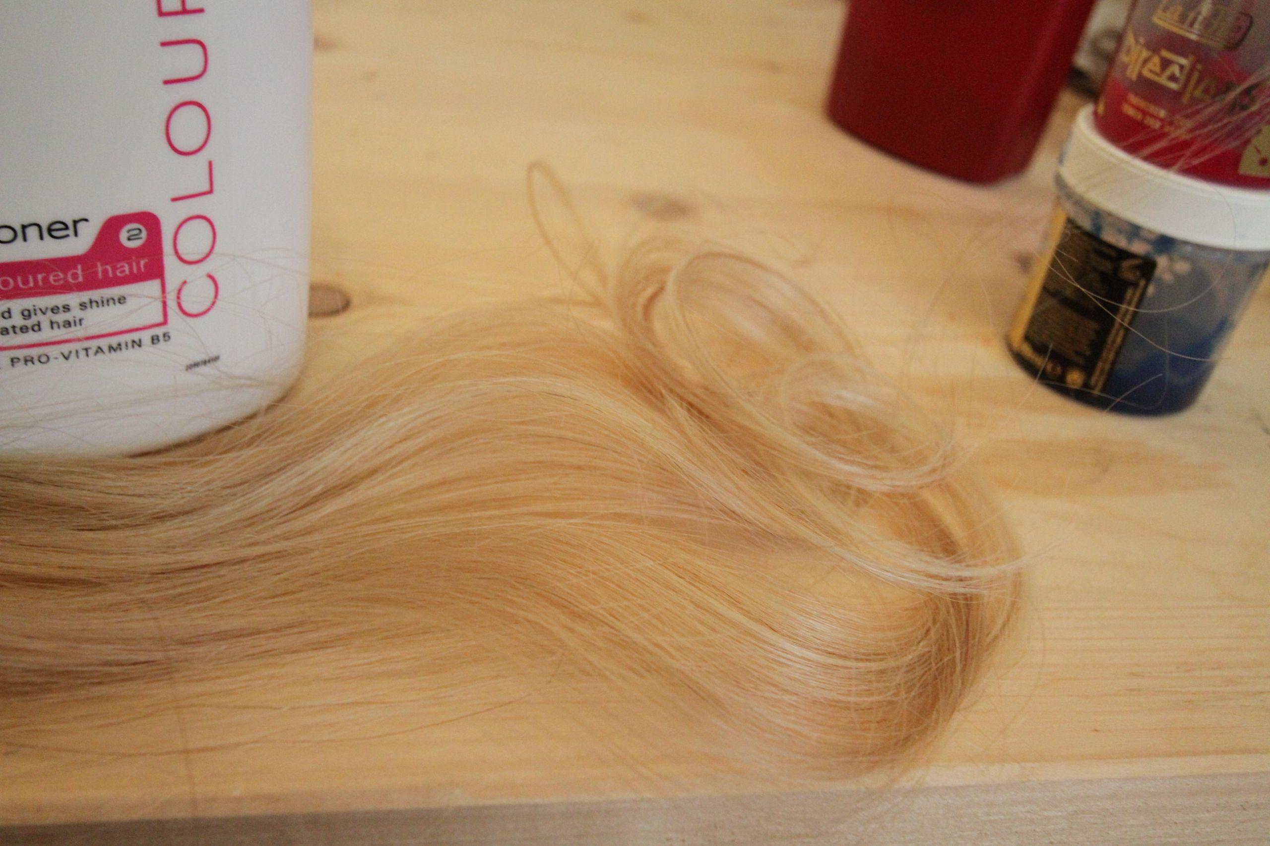 DIY Toner Hair  DIY hair toner