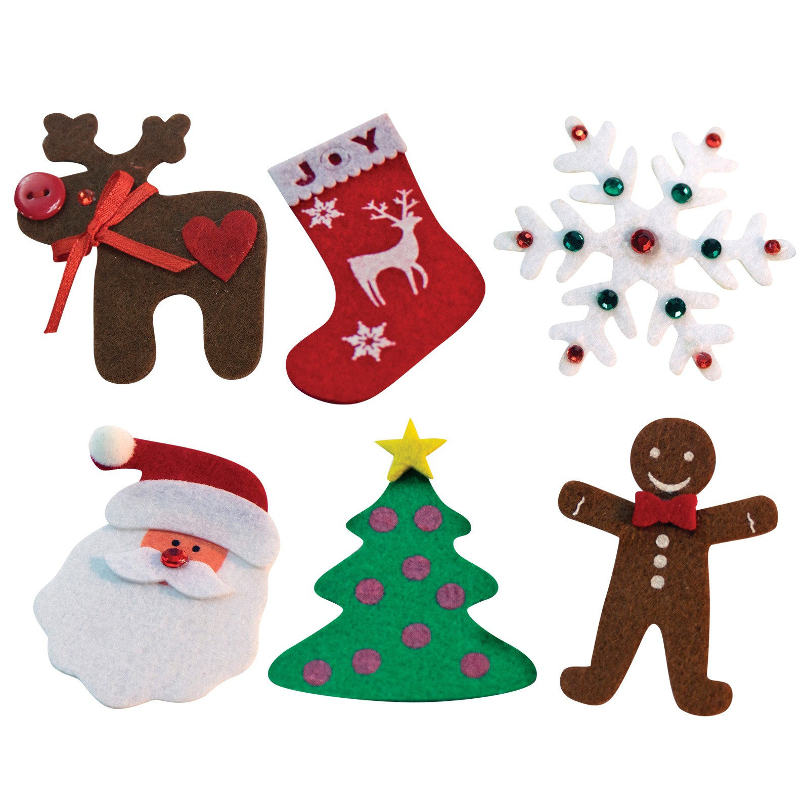 DIY Ugly Sweater Kit  Christmas Ugly Sweater DIY Add Adult Costume Accessory