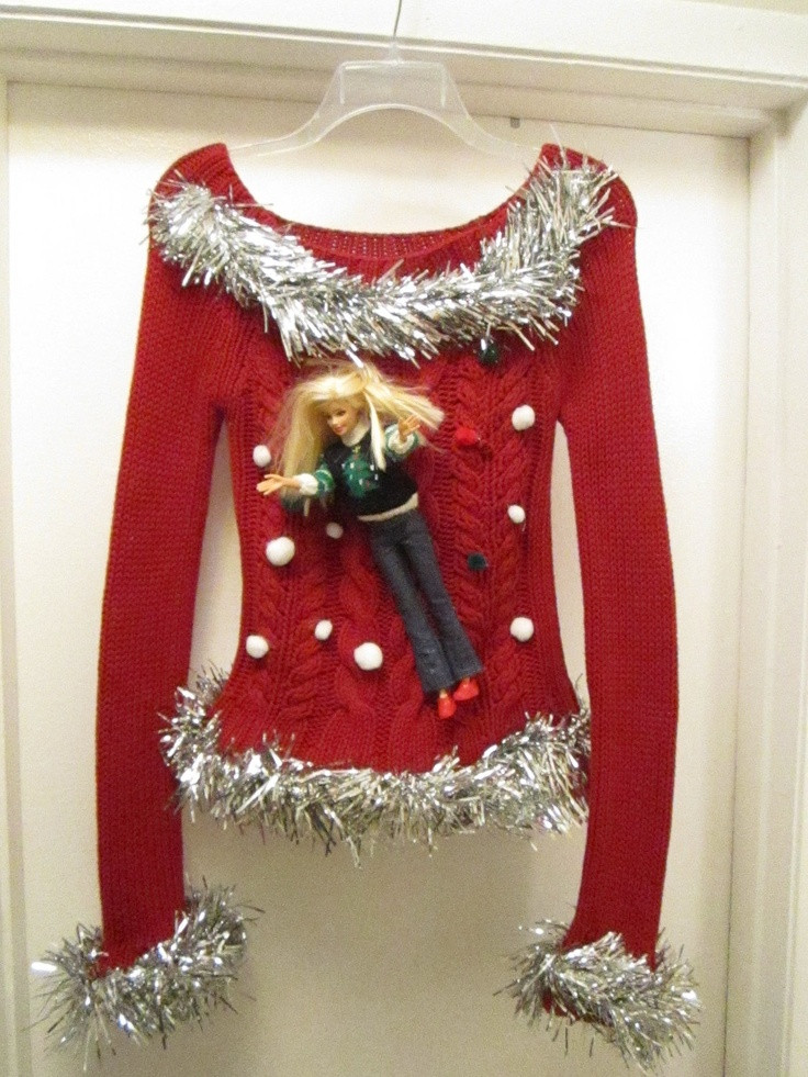 DIY Ugly Sweater Kit  17 Best images about Ugly Christmas Sweater Kits