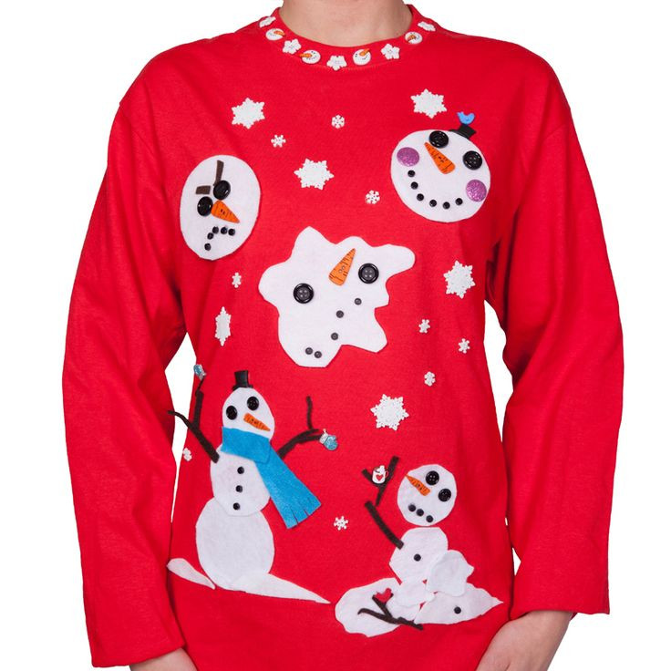 DIY Ugly Sweater Kit  Ugly Christmas sweater kit funny ideas for ugly sweaters