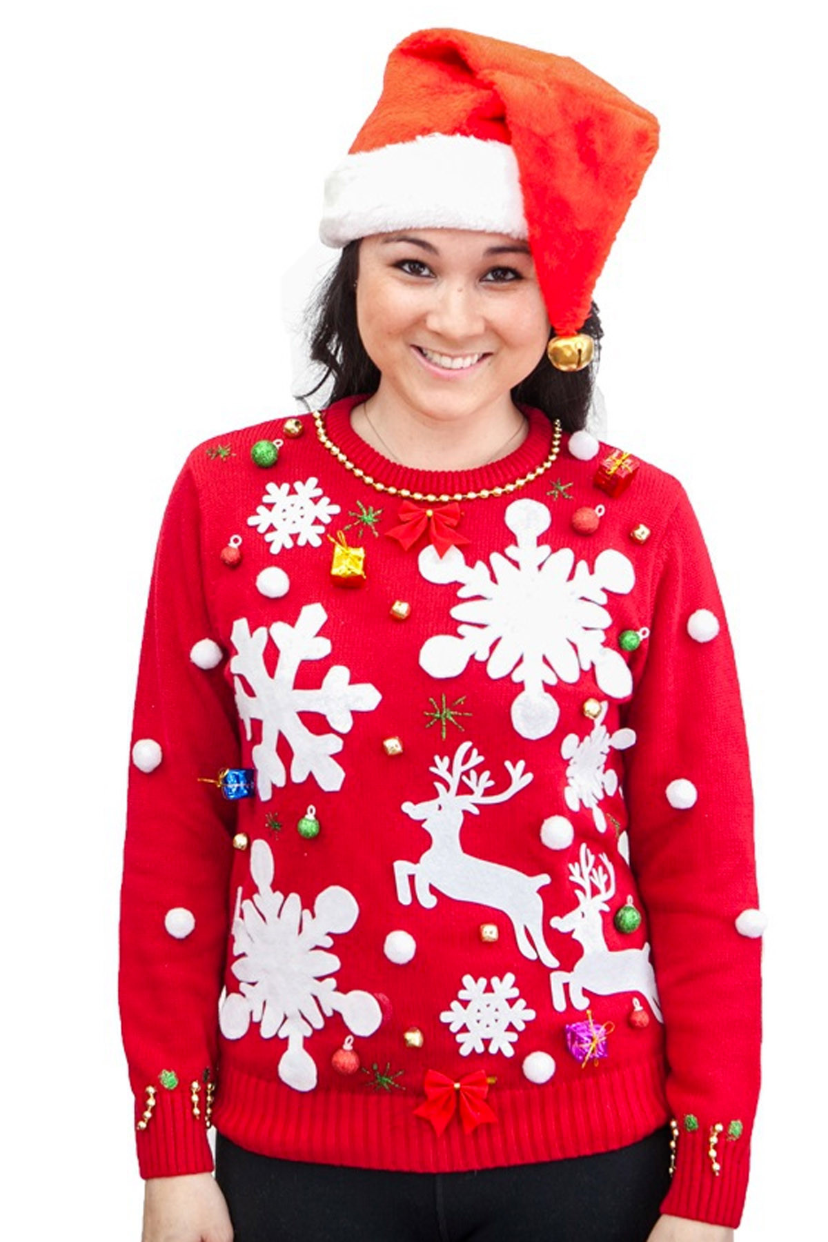DIY Ugly Sweater Kit  23 Ugly Christmas Sweater Ideas to Buy and DIY Tacky