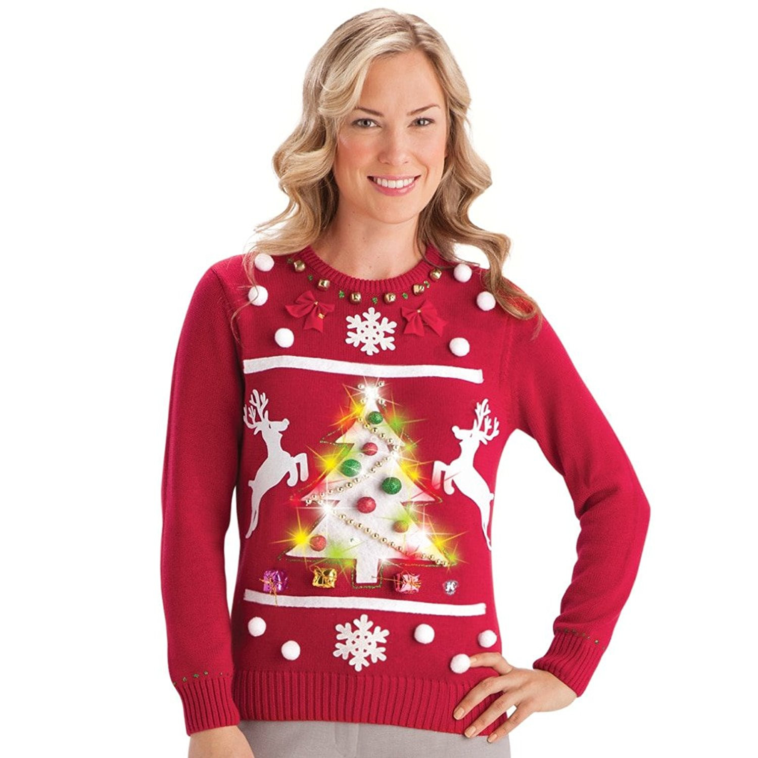 DIY Ugly Sweater Kit  DIY Ugly Christmas Sweater Kits Ugly Sweater Party Ideas