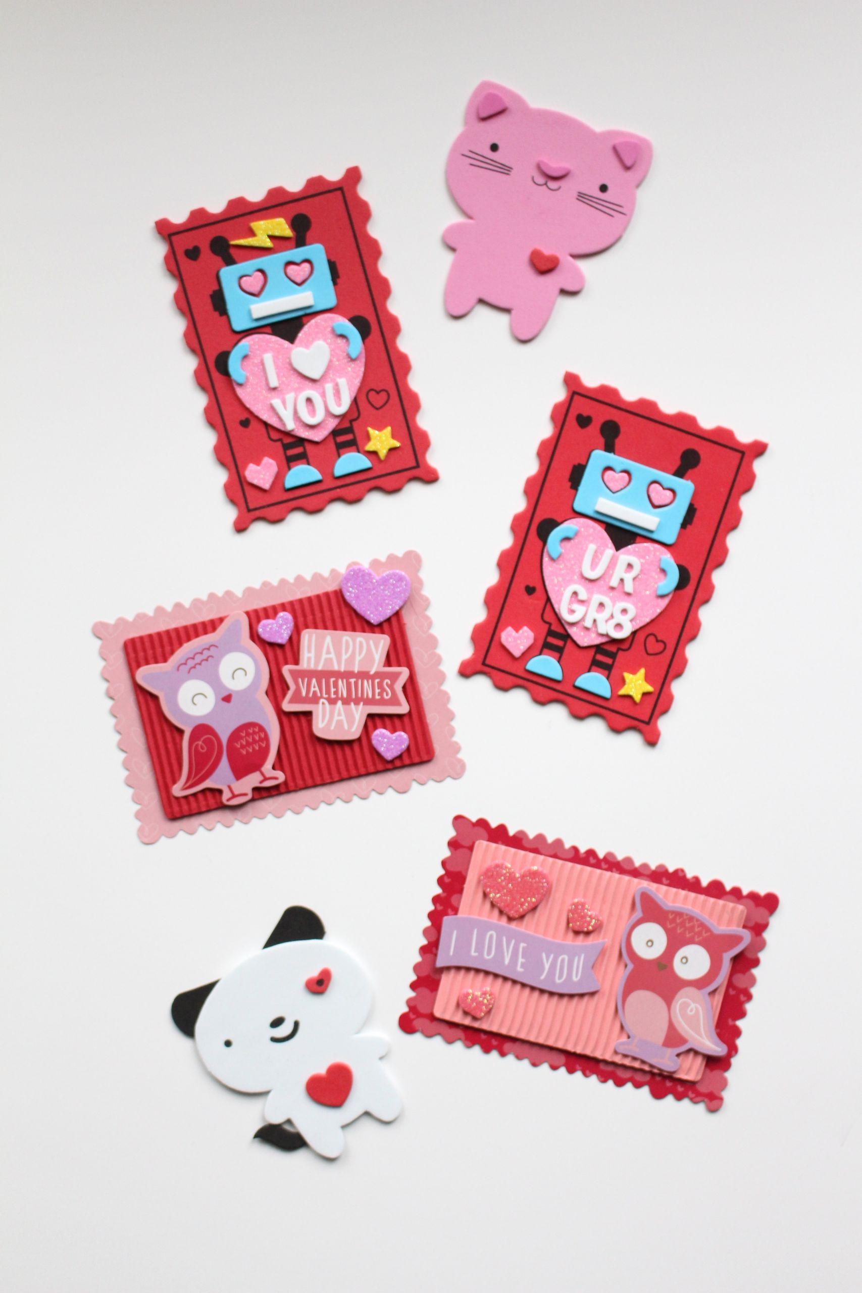 DIY Valentines Cards Kids  DIY Valentine s Day Ideas for Kids