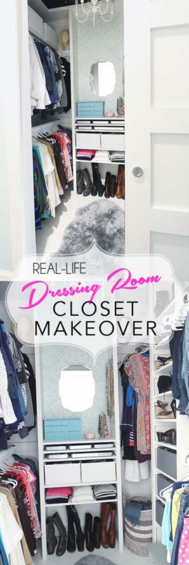 DIY Ways To Organize Your Closet  15 Smart Ways To Organize Your Closet With Practical Ideas