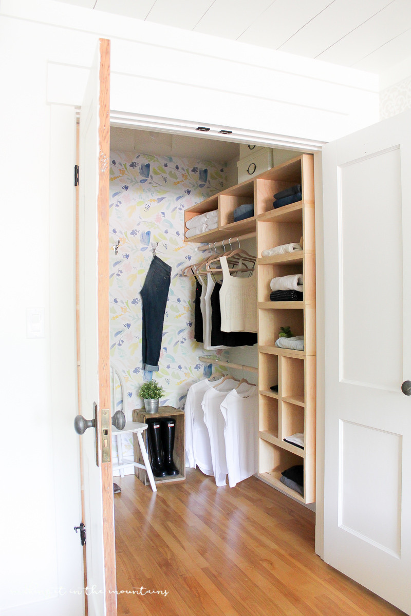 DIY Ways To Organize Your Closet  12 Ways to Organize your Closet with IKEA making it in