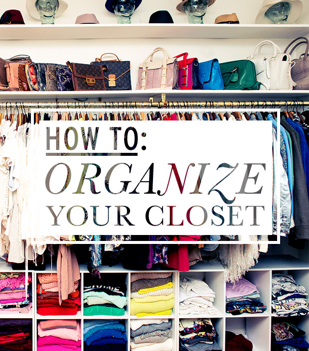 DIY Ways To Organize Your Closet  13 Closet Organizing Ideas bat the Closet Clutter