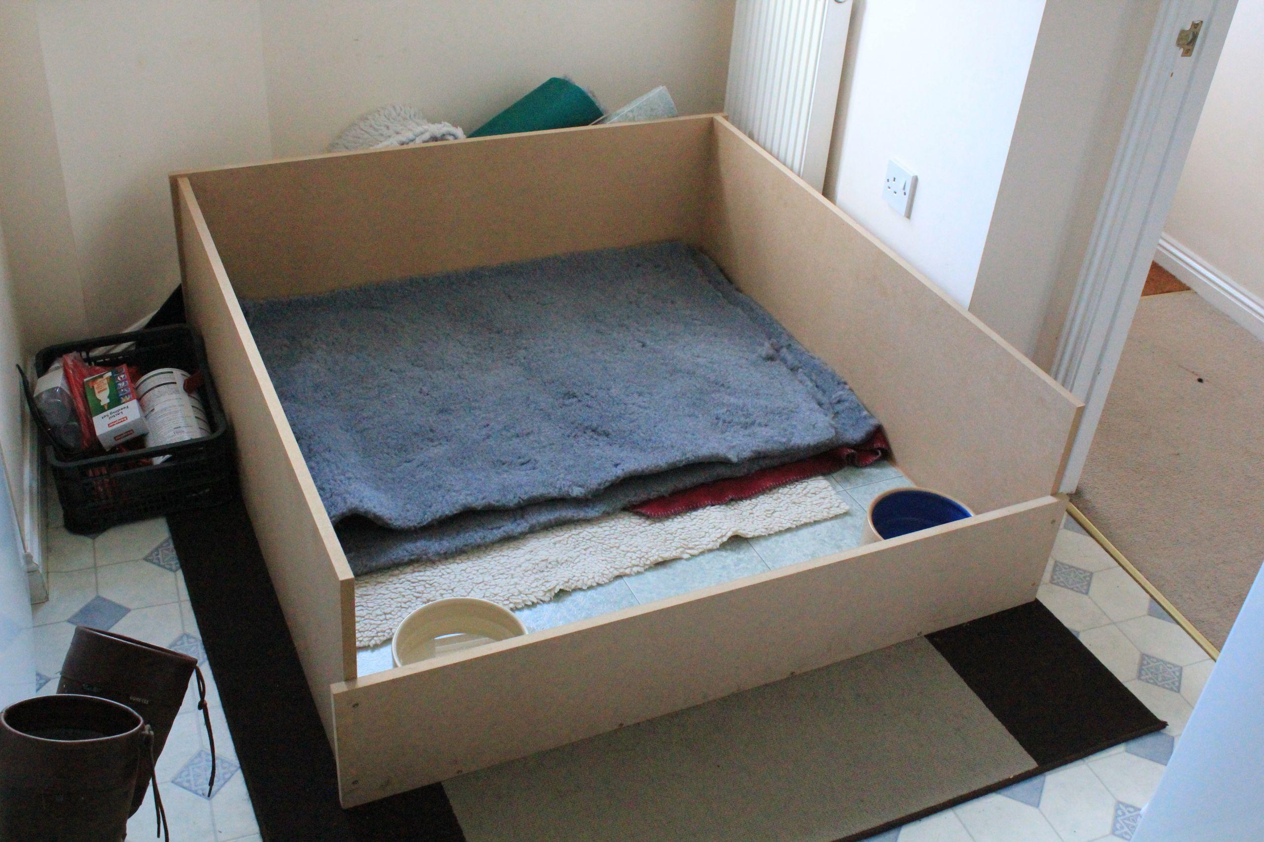 DIY Whelping Box  The Whelping Box…