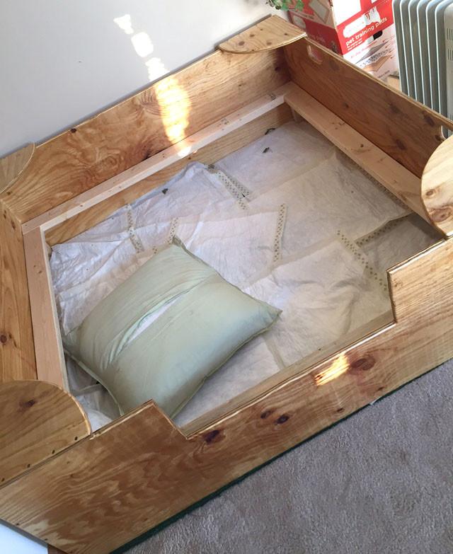 DIY Whelping Box  Whelping Box Construction Plans