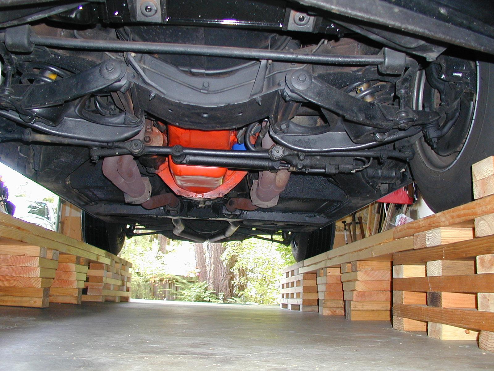 DIY Wood Car Ramps  Wood Car Ramps