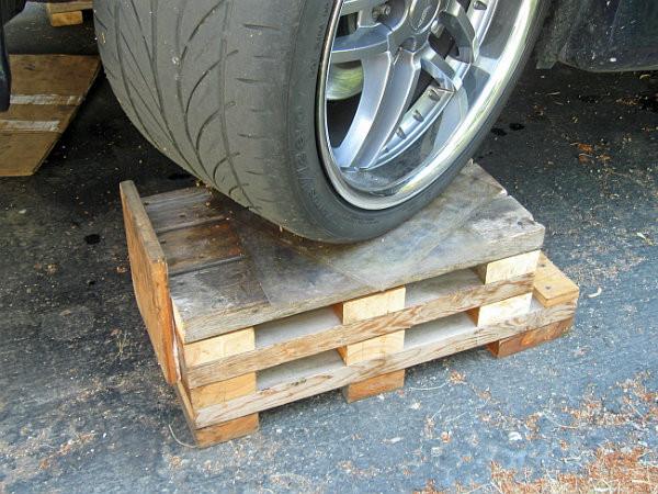 DIY Wood Car Ramps  DIY Ramps how to LS1TECH Camaro and Firebird Forum