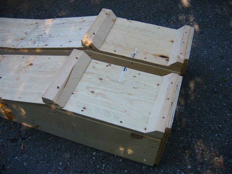 DIY Wood Car Ramps  ramps2