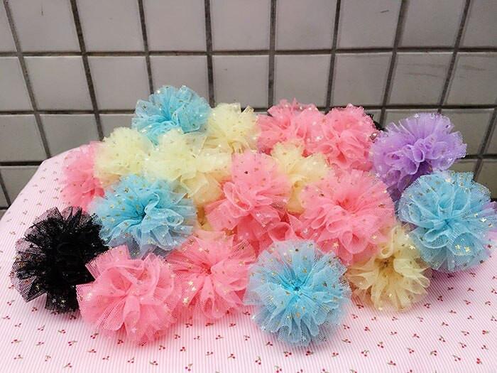 Dog Hair Bows DIY  Aliexpress Buy 2017Pet Dog diy Handmade Lace