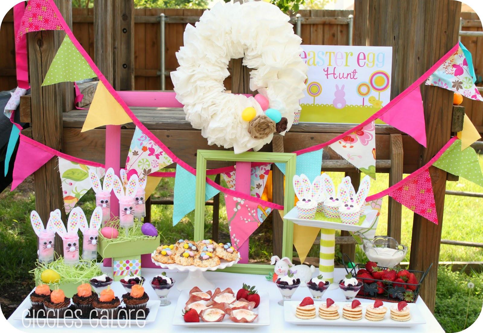 Easter Egg Party  Easter Brunch and Egg Hunt Giggles Galore