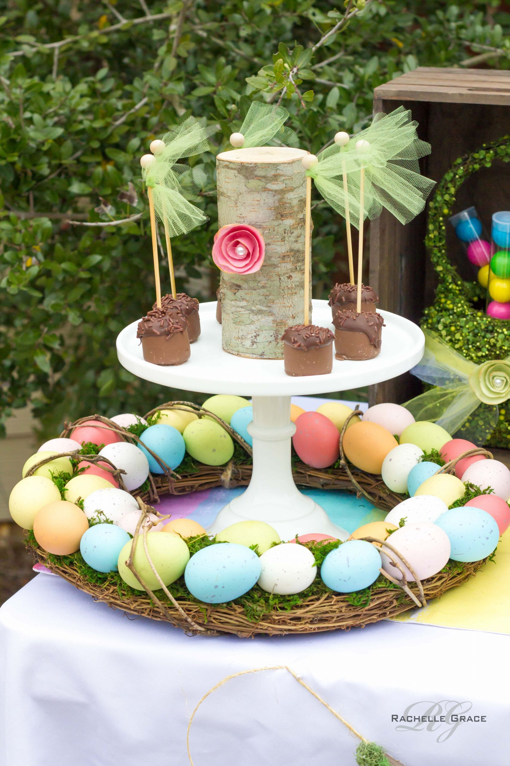 Easter Egg Party  Easter Egg Decorating Party Everyday Party Magazine