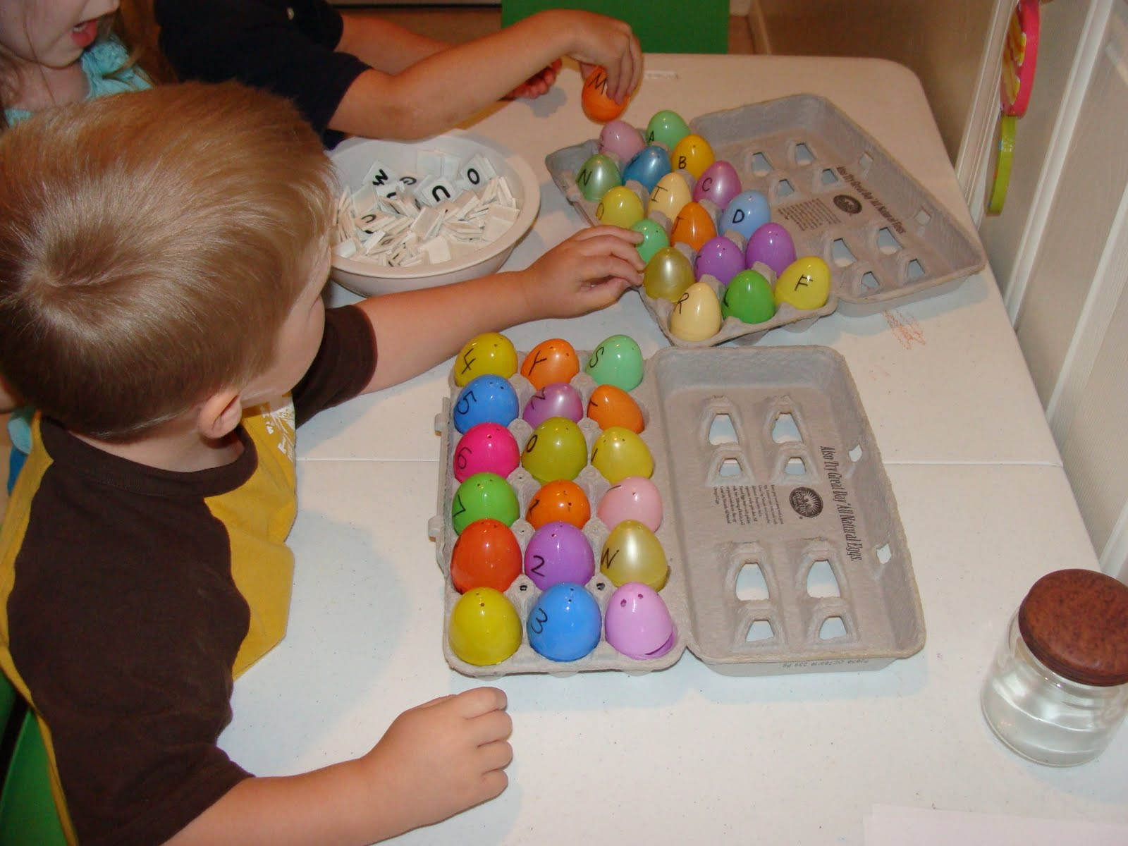 Easter Games For Kids Indoor  My Little Gems Easter Party Activities for Kids