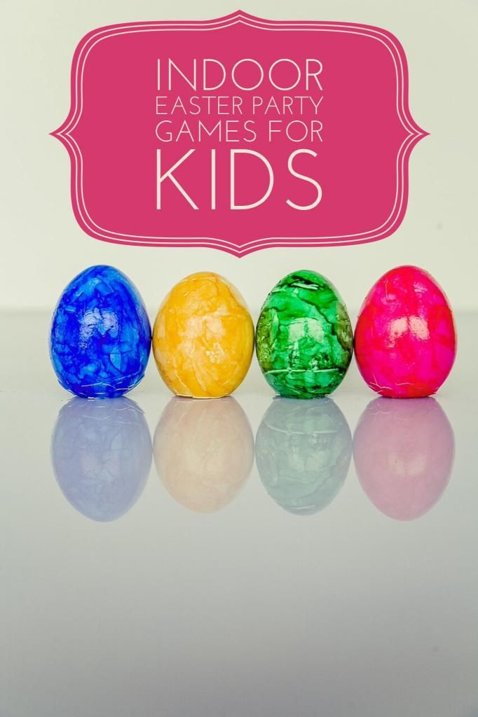 Easter Games For Kids Indoor  Indoor Easter Games Age 5 My Kids Guide
