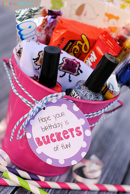 Easy Birthday Gift Ideas  10 Simple DIY Birthday Gifts 24 7 Moms