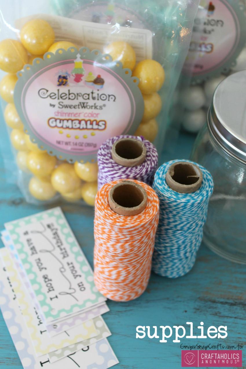 Easy Birthday Gift Ideas  Craftaholics Anonymous