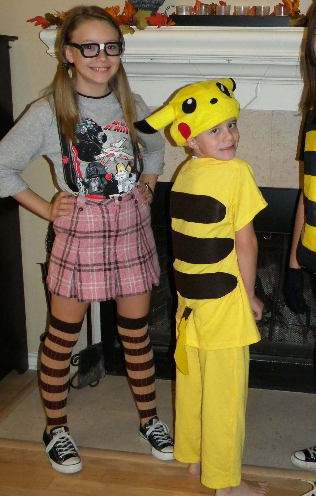 Easy DIY Couple Costumes  To Life and To Love 15 Cheap & Easy Homemade Halloween